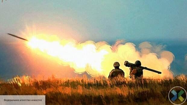 ВСУ обстреляли поселок Золотое-5 на Донбассе