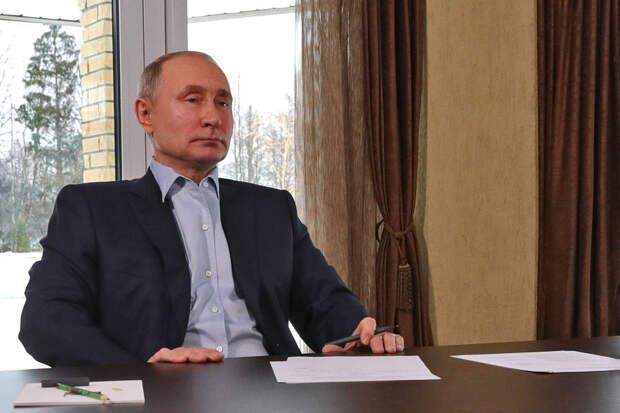 О страшной и болезненной усталости Владимира Путина