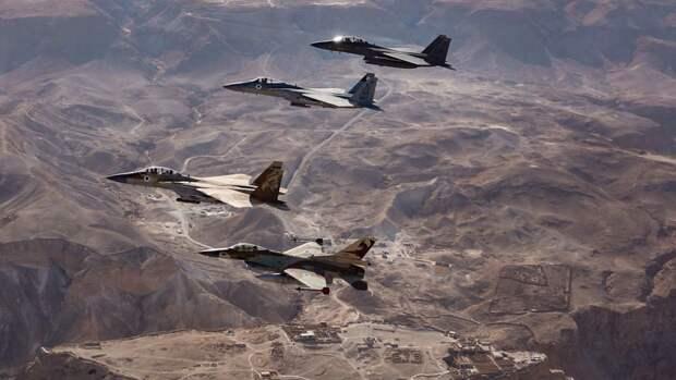 Израильские военные отбили атаку палестинских группировок по Ашкелону