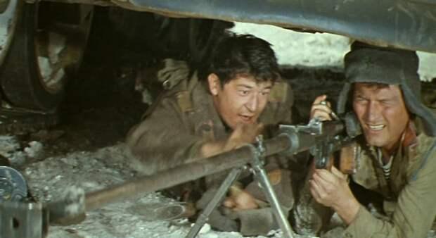 «Аты-баты, шли солдаты...». История боя, лёгшего в основу фильма
