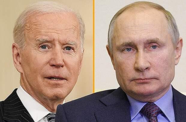 Протянул трубку мира: Байден заявил, что встретится с Путиным