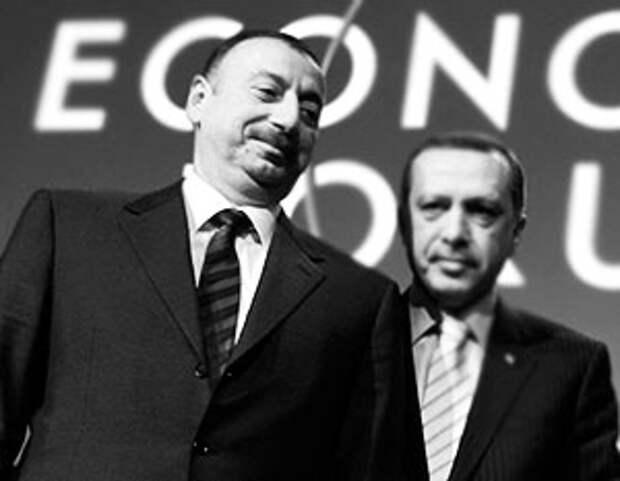 Похоже, Алиев позаимствовал новый дипломатический стиль у Эрдогана