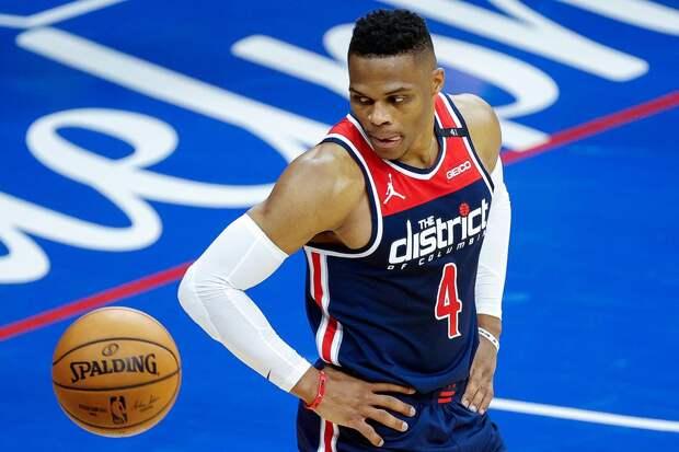 «Вашингтон» обыграл «Детройт», Уэстбрук установил рекорд НБА по трипл-даблам