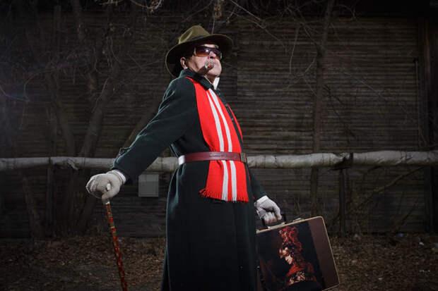 Вятский модник: как 72-летний пенсионер своими нарядами дает фору молодым, фото № 7