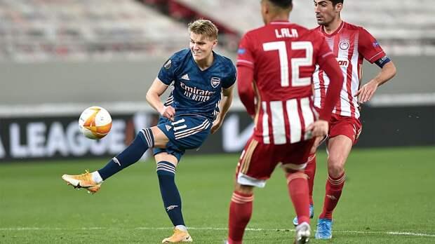 22-летний Эдегор стал новым капитаном сборной Норвегии