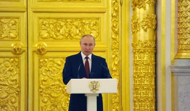 Путин наградил директора Казанской ТЭЦ