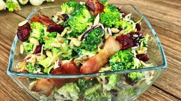 Салат Канадский Кранч. Вы полюбите этот салат с первого кусочка 2