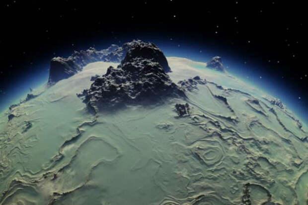 Уступ Верона: скала высотой 20 километров находится на спутнике Урана