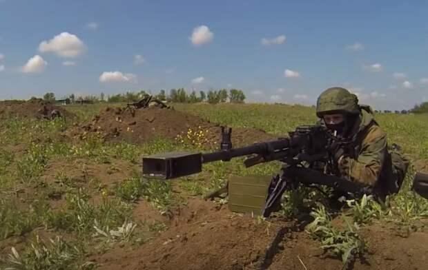 В ДНР сообщили о подавлении огневых точек противника и потерях с его стороны