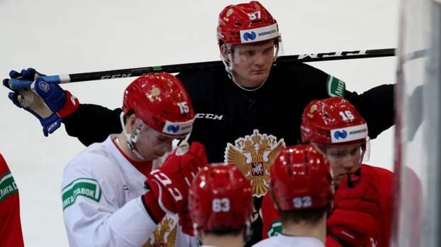 Стали известны сочетания звеньев сборной России перед стартом ЧМ