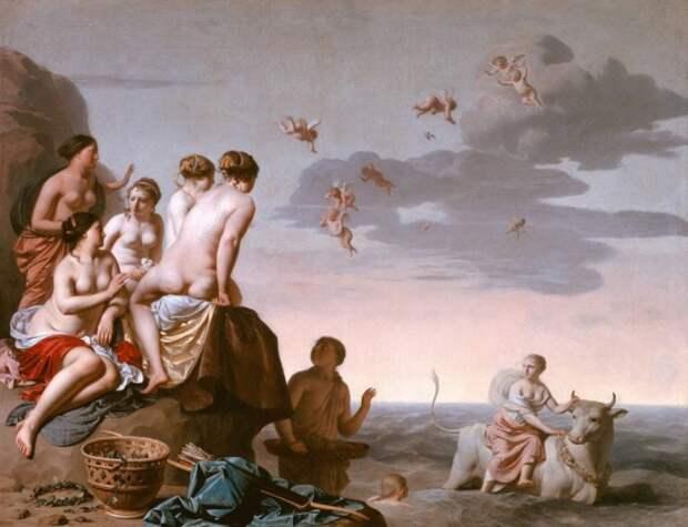 художник Цезарь Боэтиус ван Эвердинген (Cesar Boetius van Everdingen) картины – 23