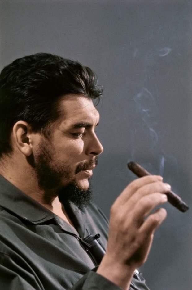 Малоизвестные фотографии команданте Че Гевара