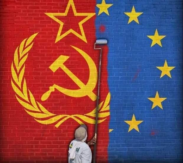 «У Евросоюза нет выхода»: Хазин на примере СССР объяснил, почему распадается ЕС