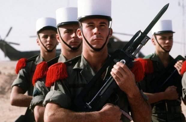 Как служат русские во французском легионе