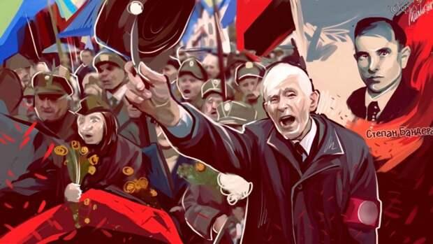 В Крыму такого не происходит: на Украине отреагировали на сорванный флаг против фашистов