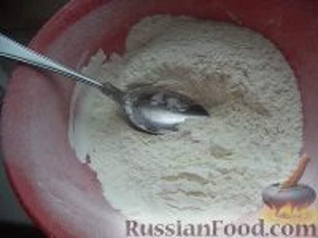 Фото приготовления рецепта: Хачапури (1) - шаг №5