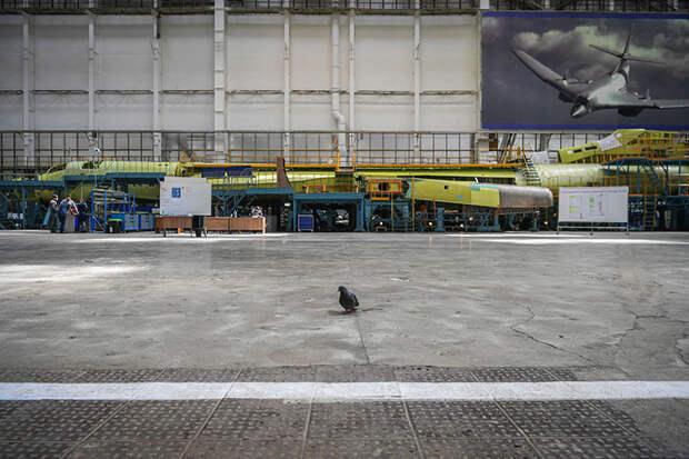 Источники «БИЗНЕС Online» рисуют абсолютно безрадостную картину КАЗа. «Склады пустые, в наличии только краска и спецодежда, — рассказывает один из них