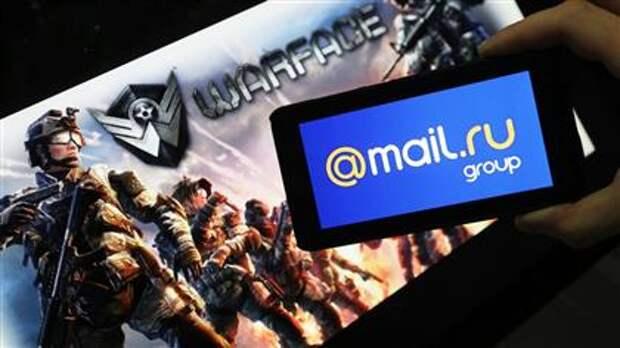 Игровой бизнес Mail.ru