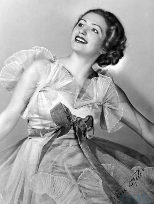 Франческа Манн, польская актриса и танцовщица. Фото: wikimedia.org