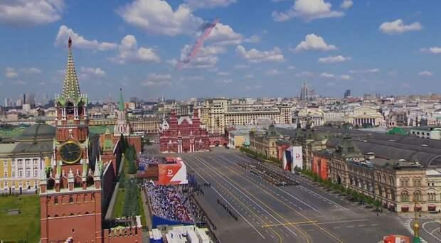 На парад к годовщине Победы в Москву приехали лидеры 10 стран