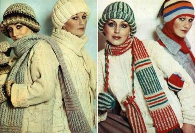 Эльвира Зубкова в советских журналах мод | Фото: vilingstore.net