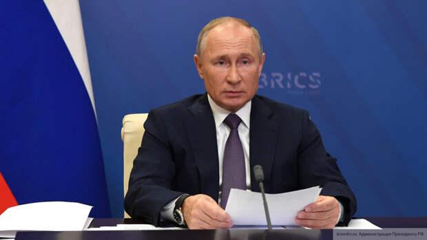 Путин призвал армянский и азербайджанский народы в НКР наладить контакт