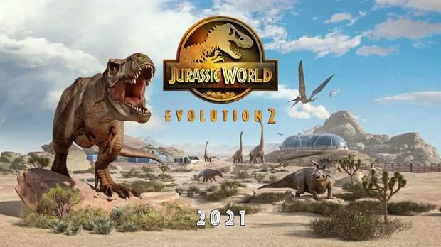 Когда выйдет сиквел симулятора про динозавров Jurassic World Evolution