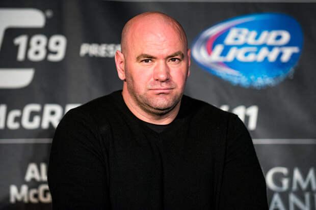 Глава UFC назвал лучших бойцов 2020 года