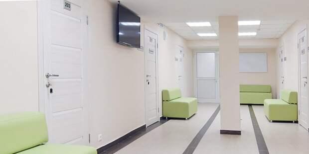 Поликлиника в 3-м Новомихалковском откроется 28 июня