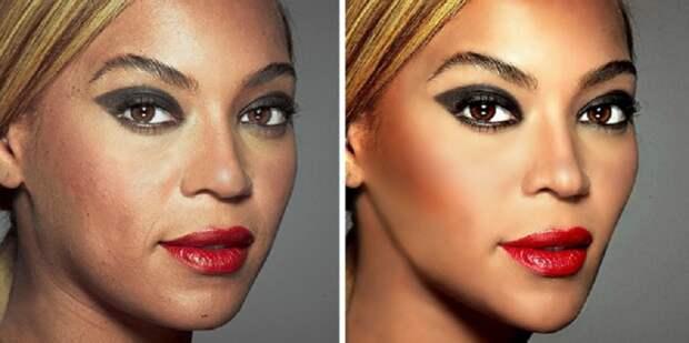 Как на самом деле выглядят знаменитости без фотошопа: 28 правдивых фотографий
