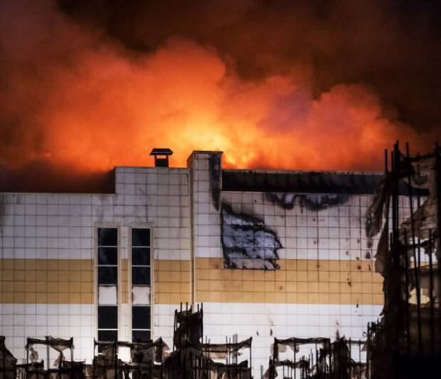 Сотрудник ТРЦ «Зимняя вишня» утверждает, что видел поджигателя детского центра