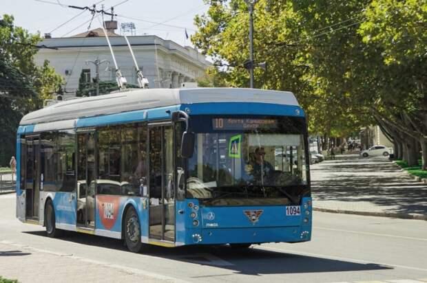 В общественном транспорте Крыма и Севастополя можно ездить со скидкой