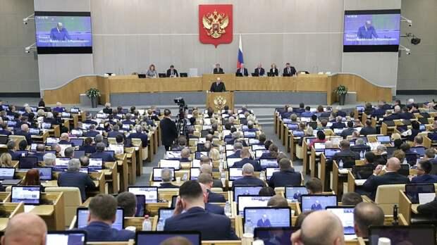 Депутатам Госдумы предстоит экзамен на зрелость. Каким он будет, решит народ - Виктор Водолацкий