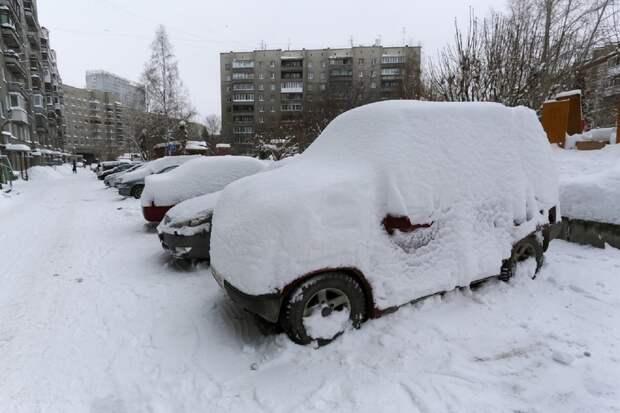 Сатановский: В Сибири, видимо, устали ожидать глобального потепления
