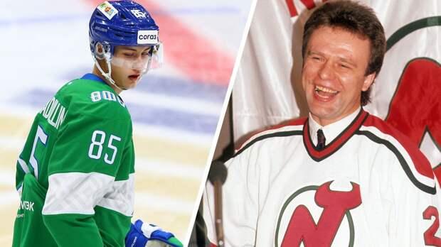 Незаметный российский герой драфта НХЛ. Талантливого защитника Мухамадуллина взял клуб, вывозивший из СССР Фетисова