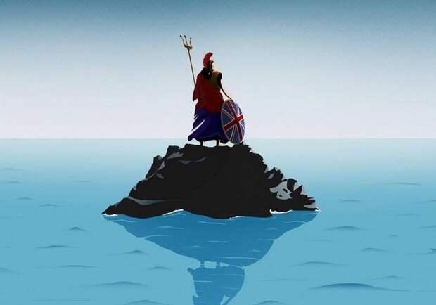 Юлия Витязева: Британия уже не та, но гадит, как и прежде, в совершенстве