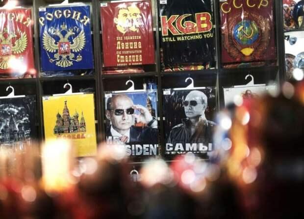 Российские сувениры, которые удивляют иностранцев (18 фото)