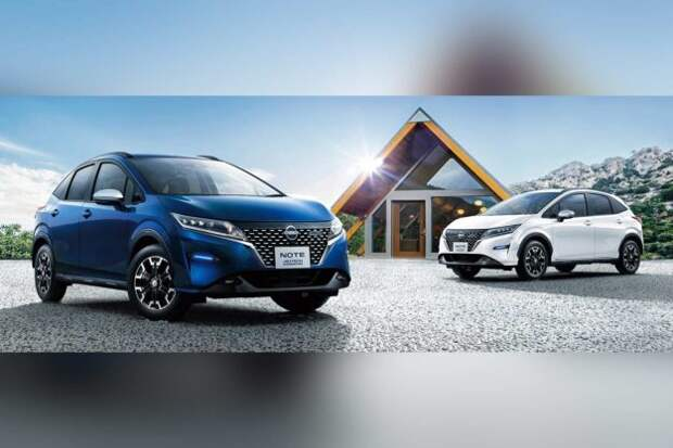 Nissan Note Autech Crossover: новая версия популярного гибрида