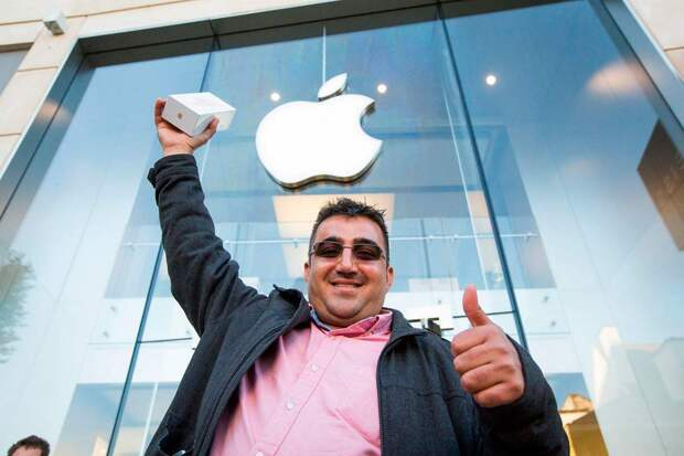 Компания Apple в своих сервисах признала Крым российским