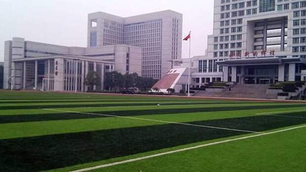 В Китае было построено более 26 тыс. региональных футбольных полей в период с 2016 по 2020 год
