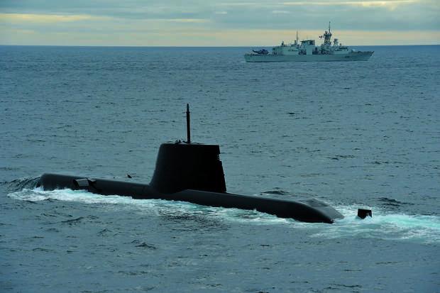 Российские навигаторы обнаружили на немецких подлодках