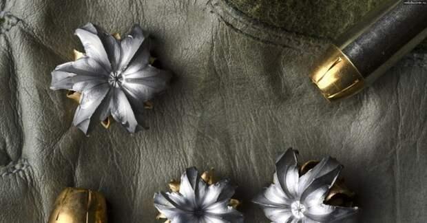 """Пули """"дум-дум"""" - запрещенные """"цветы смерти"""""""