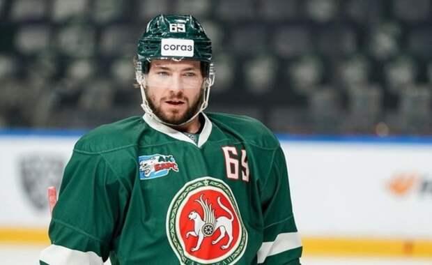 Бурмистров продлил контракт с «Ак Барсом» на два сезона