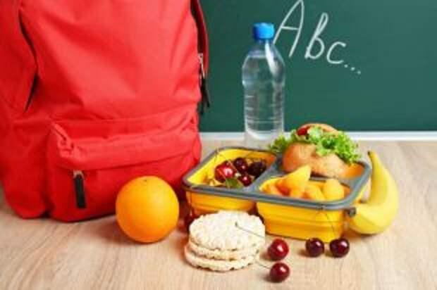 Школьный перекус. 7 вариантов для здорового ланча