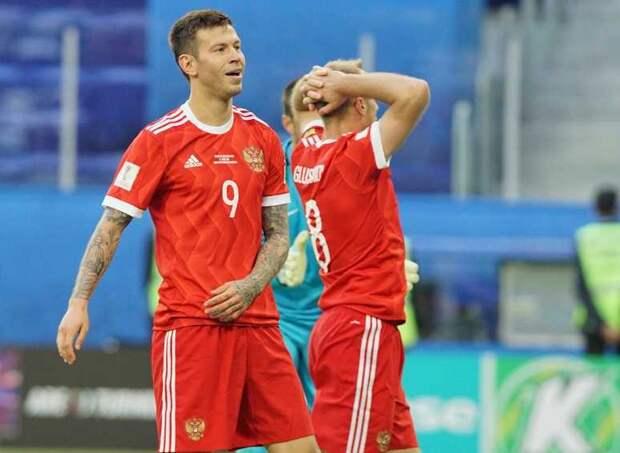 Почему в составе сборной России нет Федора Смолова. И когда будет поставлена точка в истории с заявкой на Евро-2020. Комментарий специалиста