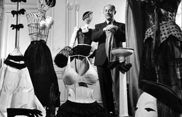 «Если у вас кривые ноги – носите декольте»: уроки стиля от Кристиана Диора