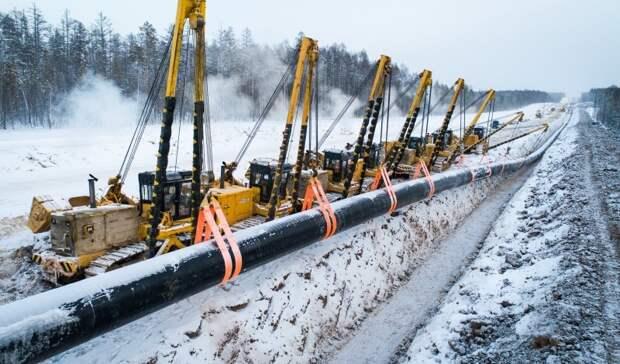 Трассу газопровода «Союз Восток» согласовали «Газпром» иМонголия