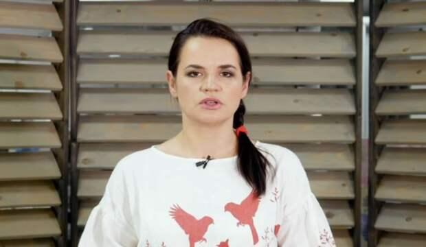 Тихановская готова к посредничеству РФ в переговорах с Минском