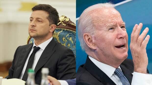 Украина не затмит провал США в Афганистане