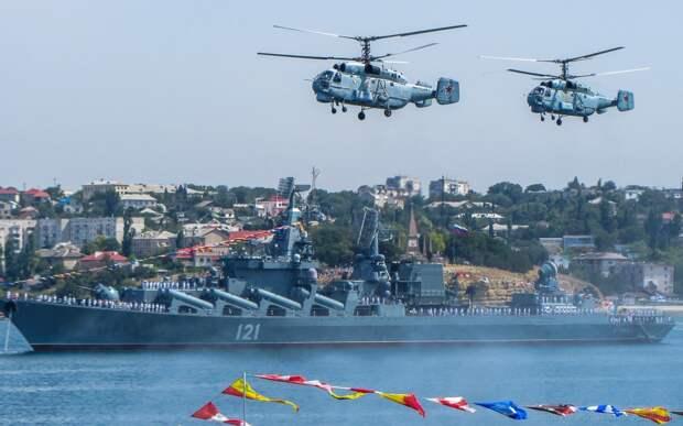 Российские военные в Крыму. Источник изображения: https://vk.com/denis_siniy